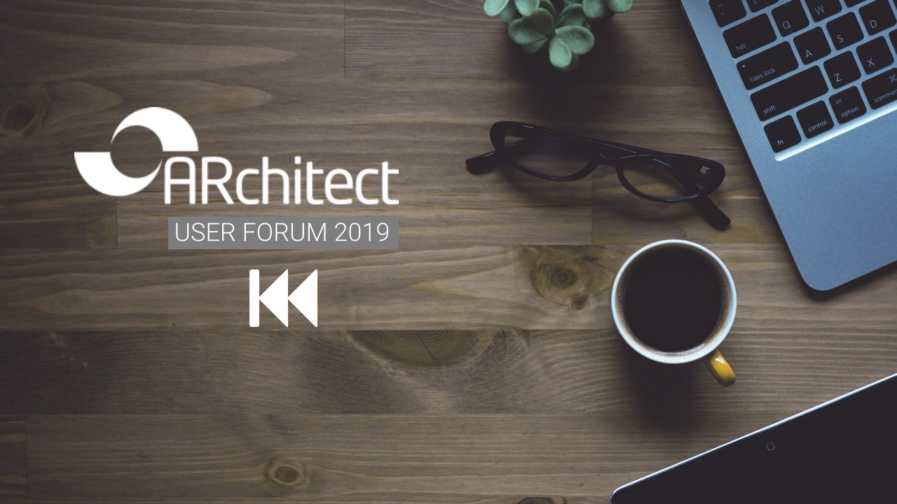 Miss out on ARchitect User Forum 2019? Catch up with our highlights!
