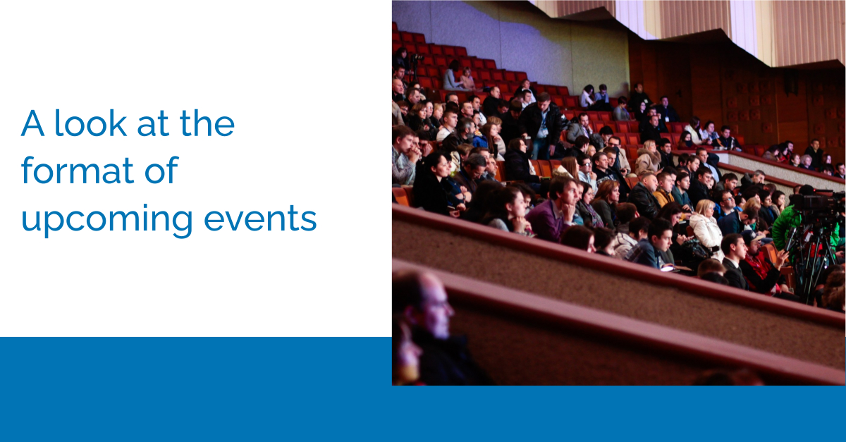 Upcoming Analyst and Industry Events: What's Virtual? What's In-Person?